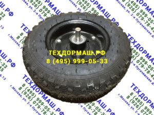 Колесо опорное 5.00-10 щетки МТЗ