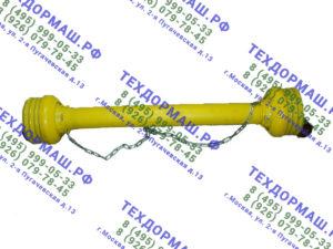 Вал карданный 10.016.6000-25.04С (шлицы-шпонка)