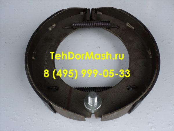 Колодки тормозные ОПМ-3,5 250х60