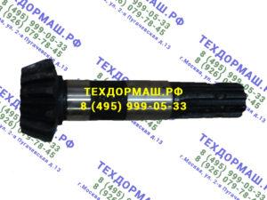 Вал-шестерня ЩО-2.02.10.005 Z11 (КСТ)