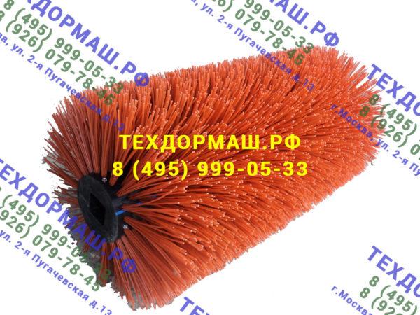 Щетка цилиндрическая (роллерная) 750х400 кв.46х46 для Bucher Cityfant, Unimog, Faun, Brock, Kobit, Autobren