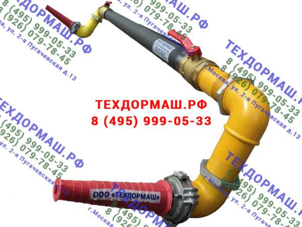 Труба передняя ОПМ-3,5 МТЗ