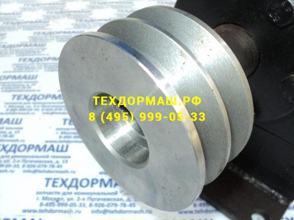 Шкив малый насоса НЦ-4.01.00.003